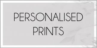 Personalised Art and Prints